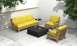 Outdoor setting Coffee Tables Coffee Table Idea