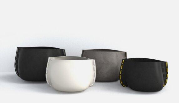 Stitch Plant Pot Collection - Stitch 50 Plant Pot by Blinde Design