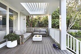 Challis Avenue Turramurra -  Planter by Blinde Design