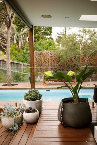 Residential - Concrete Planters