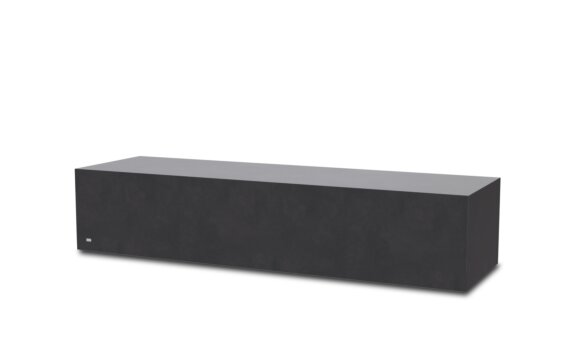 Bloc L3 Coffee Table - Graphite by Blinde Design