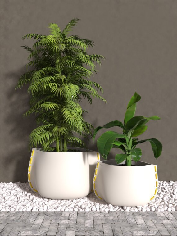 Stitch Plant Pot Collection