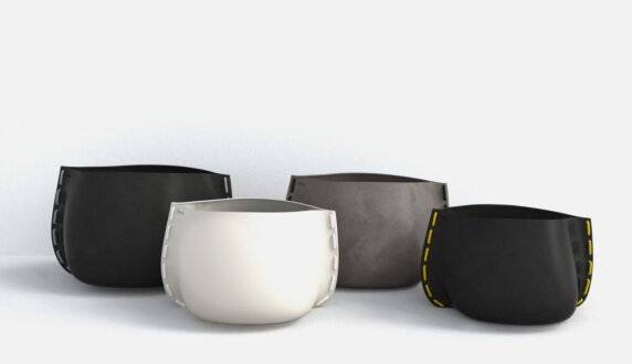 Stitch Plant Pot Collection - Stitch 100 Planter by Blinde Design