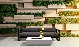 Outdoor setting Blinde Design Coffee Table Idea