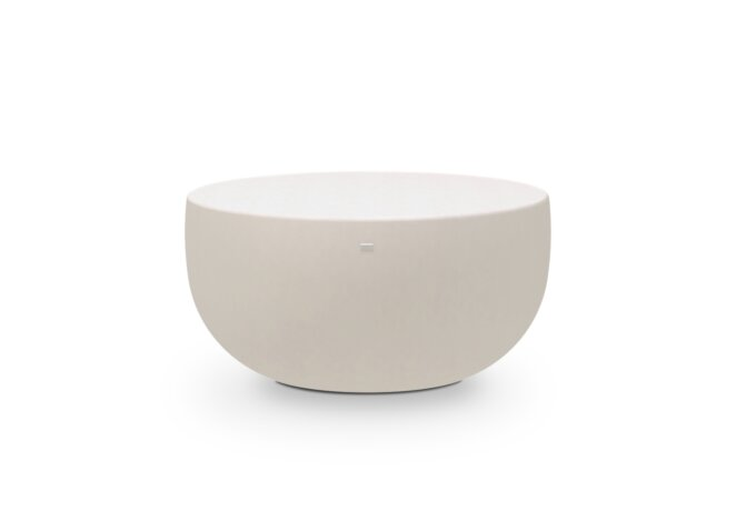 Circ M1 Coffee Table - Bone by Blinde Design