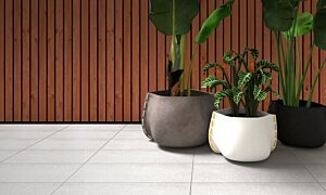 Stitch 50 Planter - In-Situ Image by Blinde Design
