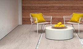 Courtyard Blinde Design Coffee Table Idea