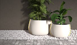 Stitch Plant Pot Collection Blinde Design Plant Pot Idea
