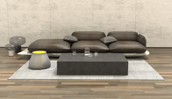 Living room - Bloc L5 Coffee Table by Blinde Design