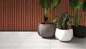 Stitch 50 Plant Pot - In-Situ Image by Blinde Design