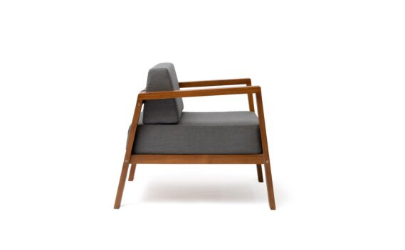 Sit A28 Chair - Flanelle by Blinde Design