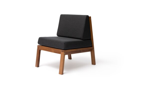 Sit D24 Chair - Sooty by Blinde Design